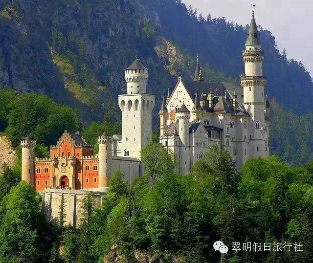 最美欧洲游,嘉兴翠明旅行社带你去往法意瑞