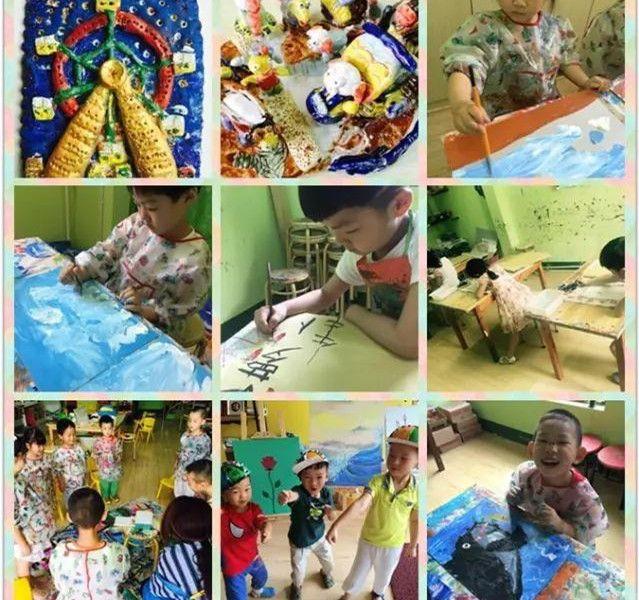 嘉兴儿童创意绘画,哪一家孩子喜欢?