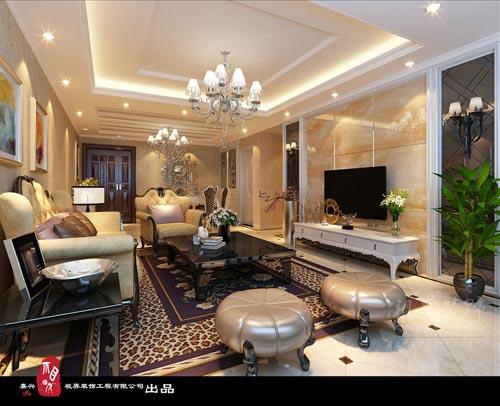 客厅装修找嘉兴哪家装饰公司?